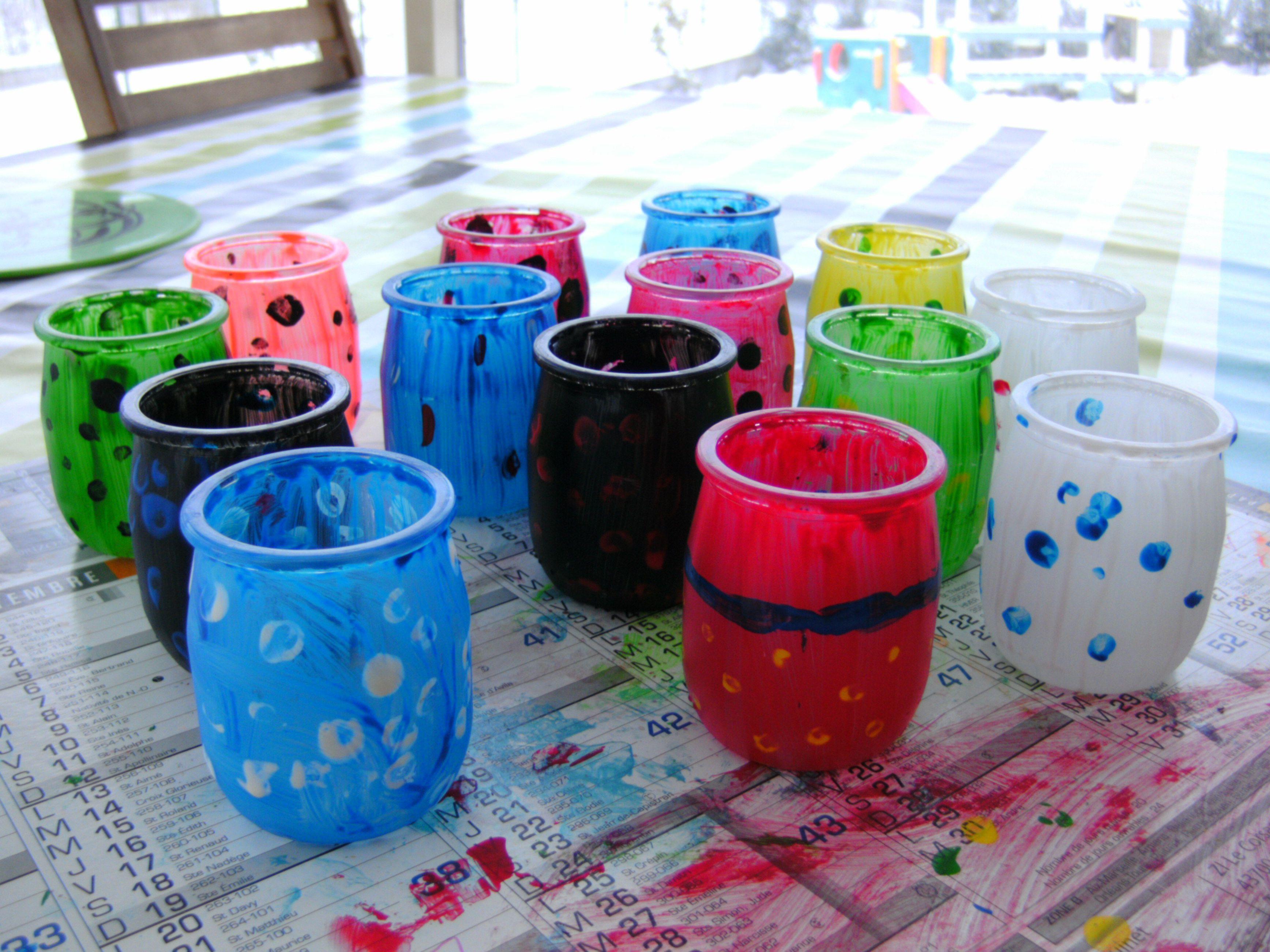 Activite manuelle page 2 - Recyclage pot de peinture ...